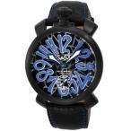 ガガミラノ 腕時計 メンズ MANUALE 48MM モザイク GaGa MILANOFRED