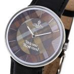 ショッピングヴィヴィアンウエストウッド ヴィヴィアンウエストウッド 腕時計 レディース&メンズ VIVIENNE WESTWOOD チェック×ブラック