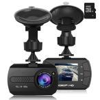 ドライブレコーダー 車載カメラ 1080P 16Gカード付