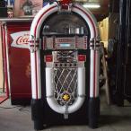 ジュークボックス ルート66 CDプレーヤー FMラジオ LEDネオン搭載 アメリカン雑貨 Route66