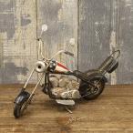 ブリキ製 オールド バイク ミニサイズ USA アメリカン雑貨 世田谷ベース ハーレー
