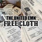 アメリカン フリークロス The United EMN カバー タペストリー テーブルクロス アメカジ アメリカ 雑貨 マット ファブリック インテリア
