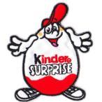 アメリカン アイロン ワッペン / Kinder SURPRISE (キンダーサプライズ)