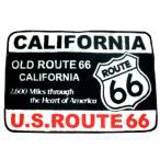 アメリカン フロア マット ルート66 Route66  アメリカン雑貨 アメカジ