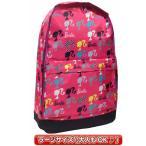 バービー  Barbie ラージ リュック (silhouette) バックパック 子供用〜大人用 女の子 鞄 バッグ グッズ