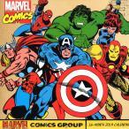 Yahoo!キャラクター専門店 VS66 CartoonMARVEL マーベル コミック 2019年 カレンダー LPサイズ 壁掛け スパイダーマン アメコミ ヒーロー グッズ かっこいい 男の子 子供部屋 キャラクター インテリア