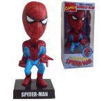 マーベル MARVEL FUNKO アメイジング スパイダーマン (BLUE) ファンコ 首振り人形 ボビングヘッド フィギュア グッズ