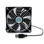 USB12cmファン BIGFAN 120U for Men  USBファン USB扇風機 サーキュレーター 電子工作