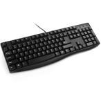 USB英語キーボード ACK-230U-EB ブラック