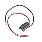デジタル電流計モジュール DC10A (ミニ・赤) 電子工作