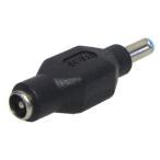 4.5/3.0mm←5.5/2.1mmDCプラグ変換コネクタ