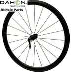 DAHON(ダホン) ホイール 20インチFRONT SPEED FALCO (451) 20H ブラック