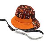 21SS JW ANDERSON ASYMMETRIC BUCKET HAT ジェイダブリューアンダーソン ロゴ テープ リネン バケット ハット 帽子