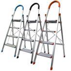 はしご 脚立 4段 アルミ 踏み台 折りたたみ おしゃれ 軽量 折りたたみ脚立 ステップラダー (クーポン配布中)