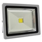 LED投光器 30W 300W相当 防水 作業灯 防犯 ワークライト 看板照明 電球色 一年保証