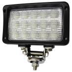 LED作業灯 45W 6000K 防水 タイプT 12V 24V対応 集魚灯 ステー付 (クーポン配布中)