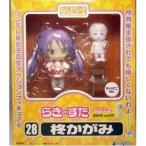 ショッピングねんどろいど Lucky Star: Kagami Hiiragi Chara-Ani Ver. Limited Nendoroid Action Figure