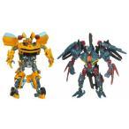 """世界中で人気の""""トランスフォーマー""""Transformers Movie 2 Nest Battle Pack Cannon Bumblebee and Soundwave"""