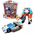 """""""トランスフォーマー""""Hasbro Year 2005 Transformers Cybertron Series Scout Class 4 Inch Tall Robot Action Figure - Autobot CLOCKER with Removable"""