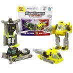 """""""トランスフォーマー""""Hasbro Year 2005 Transformers Cybertron Series 2 Pack Mini-Con Class 2-1/2 Inch Tall Robot Action Figure - Decepticon"""