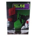 """世界中で人気の""""トランスフォーマー""""Transformers Perfect Combiner Upgrade Set PC-06 CW Devastator Combiner Mode"""