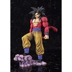 """ドラゴンボール""Bandai Tamashii Nations Figuarts Zero Ex Super Saiyan 4 Son Goku ""Dragon Ball Gt"" Figure"