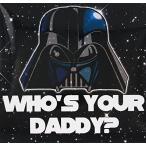 ショッピングDaddy 世界中で大人気のスターウォーズいかが♪Licenses Products Star Wars Who's Your Daddy Sticker by Licenses Products
