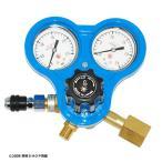 (カプラ付)酸素調整器 関東式 逆火防止器付「SG-3K-GV」 阪口製作所