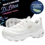 スケッチャーズ 厚底スニーカー D'LITES - DREAM BIG/BRIGHT /11938WSL