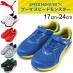 子供靴 運動靴 キッズシューズ 男の子 女の子 スニーカー/プーマ PUMA/ジュニア シューズ 靴 プーマスピードモンスター/359400