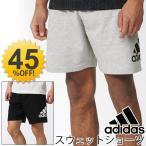スウェットパンツ  ハーフパンツ ショートパンツ アディダス adidas メンズ 男性用 ランニング サッカー ジム フィットネス スポーツ /BFT69/