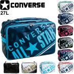 エナメルバッグ  ショルダーバッグ CONVERSE コンバース バッグ ALL STAR スポーツバッグ Lサイズ 27L 肩掛け ガールズ/C1612052