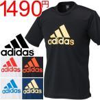 アディダス メンズ 半袖 Tシャツ adidas M BADGE OF SPORTS PES TEE ランニング ジョギング トレーニング ジム ウェア 男性 トップス スポーツウェア/DJF46