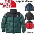 ノースフェイス メンズ ダウンジャケット ヌプシ ジャケット 男性用 Nuptse Jacket パッカブル THE NORTH FACE 正規品 アウター アウトドア 防寒着/ND91631