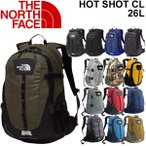 ショッピングバック バックパック メンズ レディース ザノースフェイス THE NORTH FACE ホットショット クラシック Hot Shot CLL 26L/リュックサック デイパック/ NM71862