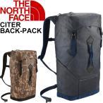 ショッピングNORTH ザノースフェイス バックパック THE NORTH FACE サイター CITER 40L 鞄 カジュアルバッグ タウンユース PC収納 アウトドア かばん ザック/NM81450