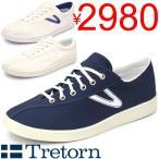 メンズ スニーカー トレトン キャンバススニーカー シューズ TRETORN NYLITE(ナイライト) ローカット 男性 靴 くつ/RMS3226