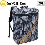 ショッピングバック バックパック リュックサック メンズ /スキンズ SKINS スクエアバックパック/デイパック  トレーニングバッグ スポーツ ジム 鞄 かばん/SRY7700A