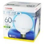 LED電球 E26口金 昼白色 東芝ボール電球形 LDG7N-H/60W [G形] 7.4W/ 730lm