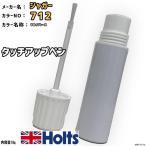 ショッピングサボイ タッチアップペン ジャガー 712 サボイグレーM Holts MINIMX 【代引不可】