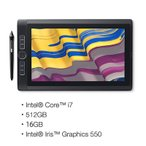 Wacom MobileStudio Pro 13 i7 512GB (DTH-W1320H/K0) ワコム 液晶 ペンタブレット