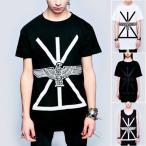 正規品BOY LONDONボーイロンドン,LONG CLOTHINGイーグルロゴ+ユニオンジャックのコラボTシャツ,ロック,パンク,ユニセックス,BOYLONDON,ロックtシャツ