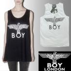BOY LONDONボーイロンドン,イーグルロゴ タンクトップ,ロックファッション,パンクファッション,ロックテイスト,パンクテイスト,ユニセックス Tシャツ,ロック