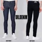 DR.DENIM ドクター デニム スキニーパンツ ブラックとインディゴの2タイプ,スキニー パンツ メンズ スキニーデニム