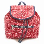 LeSportsac レスポートサック リュック Small Edie Backpack Sailing Floral Red