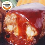 トンデンファーム 北海道 チーズ入りビーフハンバーグ 4個入り×2セット お取り寄せ お土産 ギフト プレゼント 特産品 名物商品 母の日 おすすめ