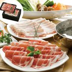 イタリア産 ホエー豚しゃぶしゃぶ肉 RC-403 肩ロース バラ お取り寄せ お土産 ギフト プレゼント 特産品