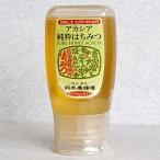 純粋アカシアはちみつ 蜂蜜 ワンプッシュボトル 300g 長野県 鈴木養蜂場 お取り寄せ お土産 ギフト プレゼント 特産品 名物商品 母の日 おすすめ