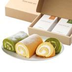 鳥取 大山乳業 ロールケーキと抹茶ロールケーキの詰め合わせ お取り寄せ お土産 ギフト プレゼント 特産品 名物商品 ホワイトデー おすすめ
