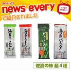 ポイント5倍 佐嘉の絲 麺 4種お試しセ...